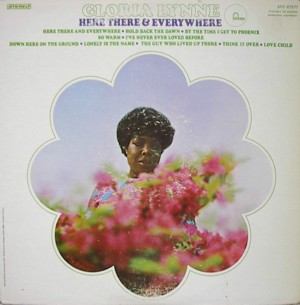 Gloria Lynne[Here There & Everywhere]Fontana SRF67577