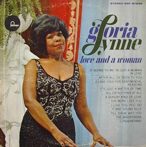 Gloria Lynne[Love And A Woman]Fontana SRF 67546