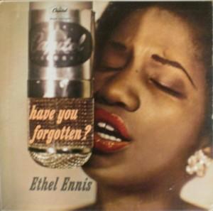Ethel Ennis「Have_You_Forgotten?」Capitol T1078