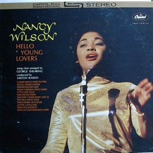 NANCY WILSON [ HELLO YOUNG LOVERS ] CAPITOL S T1767