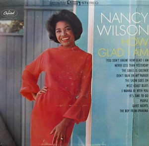 NANCY WILSON [ HOW GLAD I AM ] CAPITOL ST2155