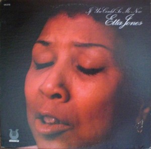 Etta Jones 「If You Could See Me Now」 Muse 5157