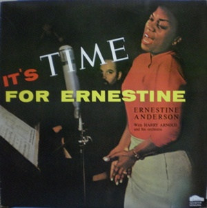 Ernestine Anderson 「It's Time」Baybride ULS6073B