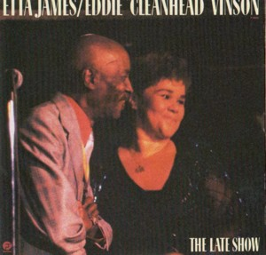 Etta James 「Late Show」 Fantasy F9655