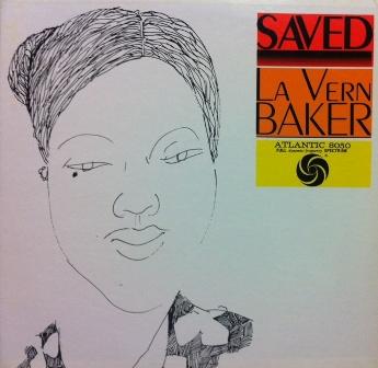 LaVern Baker 「Saved」 Atlantic 8050