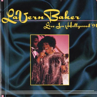LaVern Baker 「Live In Hollywood '91」P-Vine PCD1846