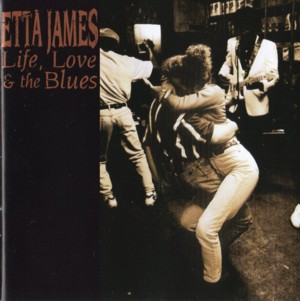 Etta James 「Life, Love & Blues」 Private Music 01005 82162 2