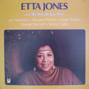 Etta Jones 「LoveMe With All Your Love」 Muse 5262