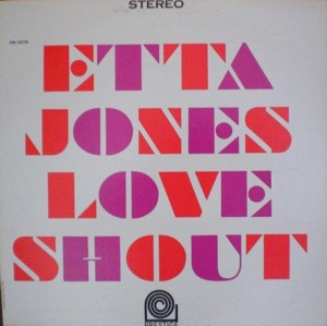 Etta Jones「Love Shout」Prestige7272