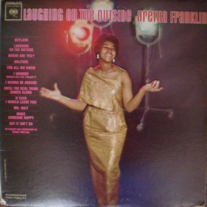 Aretha Franklin [Laughing On The Outside]Columbia CL2079