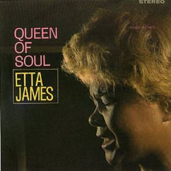 Etta James「Queen Of Soul」Argo4040