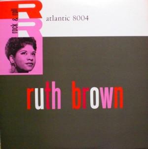 Ruth Brown「Ruth Brown」Atlantic8004