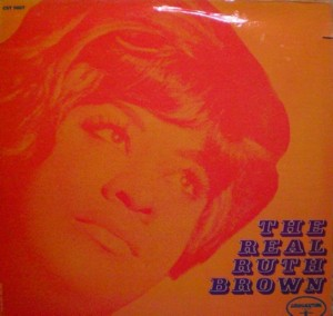Ruth Brown「The Real Ruth Brown」Cobblestone 9007