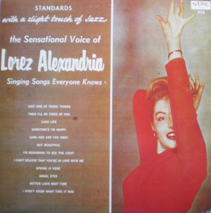 Lorez Alexandria[Singing Songs Everyone knows]King(Sing)676