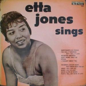 Etta Jones [Etta Jones  Sings]King 707