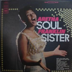 Aretha Franklin [Soul Sister]Columbia CS9321