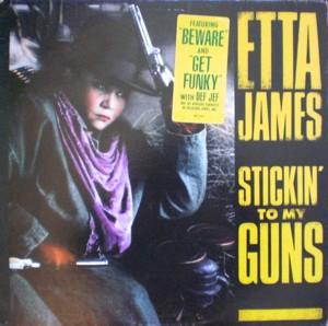Etta James 「Sticki In To My Gun」 Island 842926-1