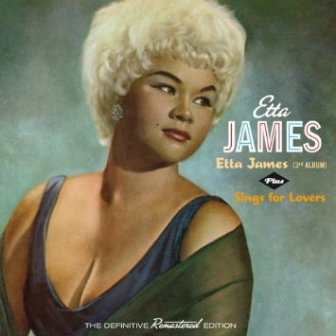 Etta James「Etta James」Argo 4013