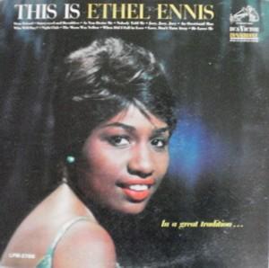 Ethel Ennis「This_Is Ethel Ennis」Victor LPM2786