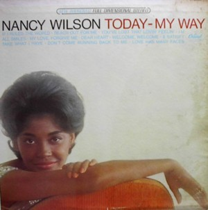 NANCY WILSON [ TODAY-MY WAY ] CAPITOL ST2321