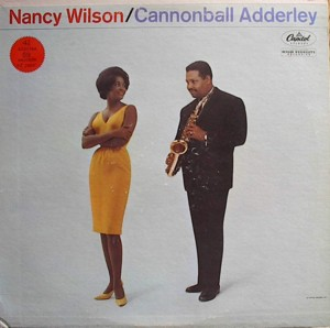 NANCY WILSON [ CANNONBALL ADDERLEY] CAPITOL T1657