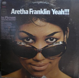 Aretha Franklin [Yeah!!!]Columbia CS9151