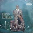 Al Hibbler 「Here's Hibbler!」 Decca Dl 8420