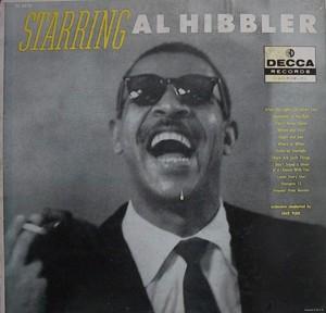 Al Hibbler [Starring] Decca DL8328
