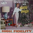 ★ Patti Page「Christmas With Patti Page」Wing MGW12174