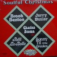 ★ Brook Benton、Patti Labelle &Others「Soulful Christmas」Mistletoe MLP1213