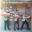 Kingston_Trio 「The Last Month Of The Year」 Capitol T-1446