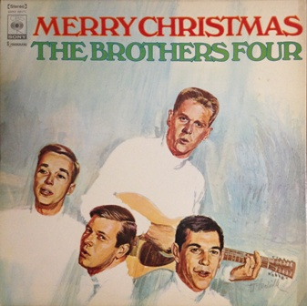 The Brothers Four「Merry Christmas」CBS SONY SONX 60171