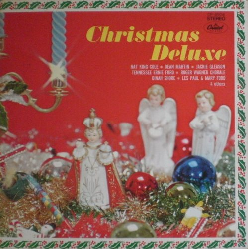 Various Artist「Christmas Deluxe」 東芝(Capitol音源)CP8504