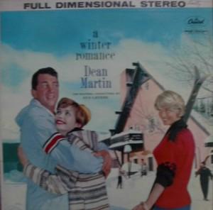 ★ Dean Martin「Winter Romance」Capitol ST1285