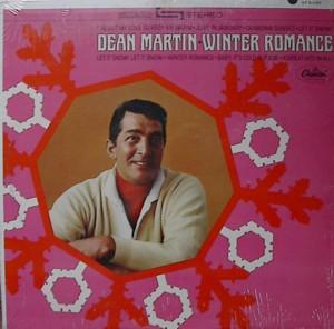 ★ Dean Martin「Winter Romance」Capitol ST91285