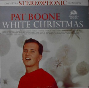 ★ Pat Boon [White Christmas」Dot DLP25222