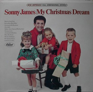 ★ Sonny James「My Christmas Dream」Capitol ST2589