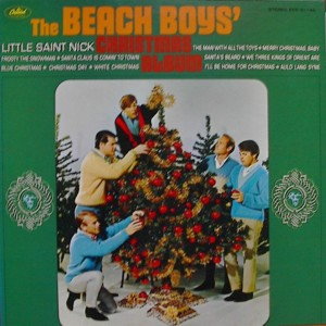 ★ The Beach Boys [Christmas Album]  Capitol