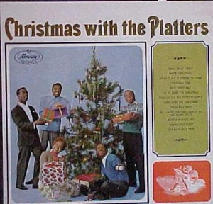 ★ The Platters「Christmas With The Platters」Mercury