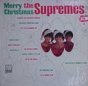 ★ The Supremes「Merry Christmas The Supremes」Motown 638