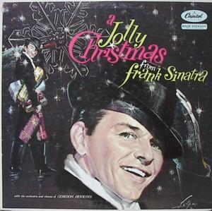 ★ Frank Sinatra [A Jolly Christmas From Frank Sinatra] Capitol W894
