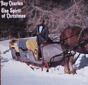 ★ Ray Charles 「The Spirit Of Christmas」Columbia7464