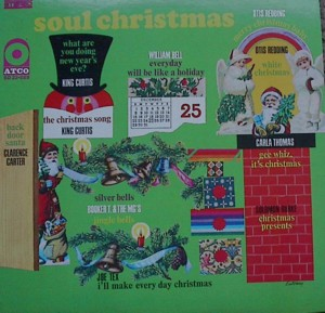 ★ Otis Redding、Booket T.&MG'S、&Others「Soul Christmas」ATCO SD33-269