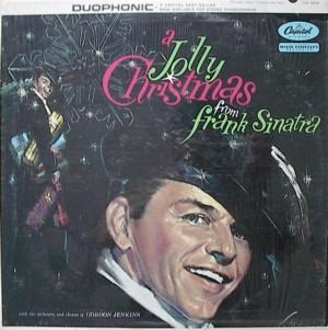 ★ Frank Sinatra [A Jolly Christmas From Frank Sinatra] Capitol DW894