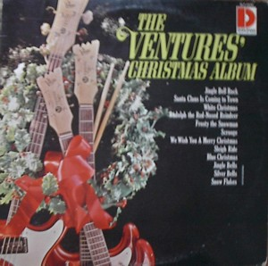★ The Ventuers [Christmas Album] Dolton BLP2038