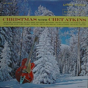 ★ Chet Atkins「Christmas With Chet Atkins」Victor LSP2423