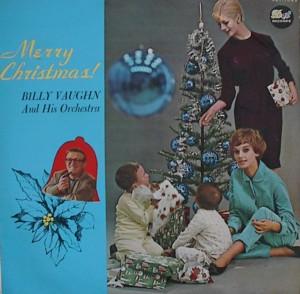 ★ Billy Vaughn「Merry Christmas!」Dot JET7092