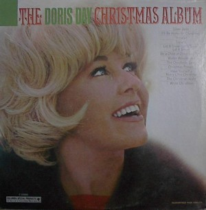 Doris Day 「The Doris Day Christmas Albam」Columbia C10988