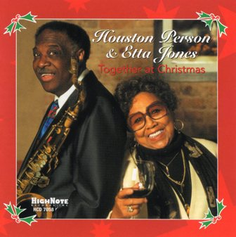 houston Person & Etta Jones「Together At Christmas」Highnote Records HCD7058