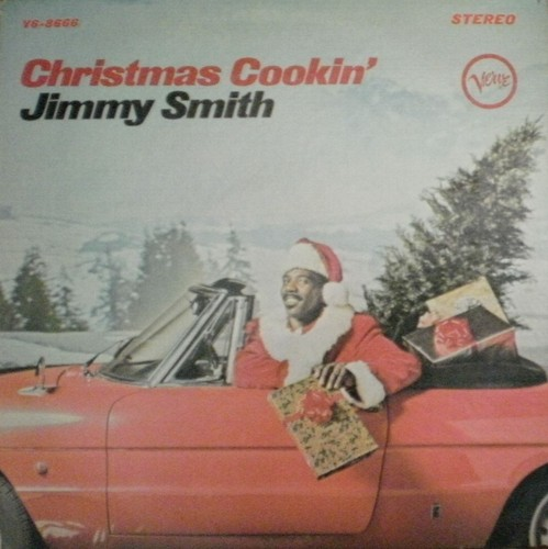 Jimmy Smith「Christmas Cookin」Verve V/V8666